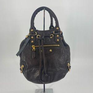 ❤️sold❤️Balenciaga 2-Way Bucket Bag